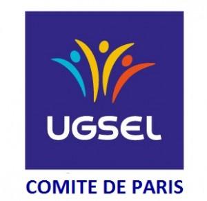 LOGO UGSEL COMITE DE PARIS