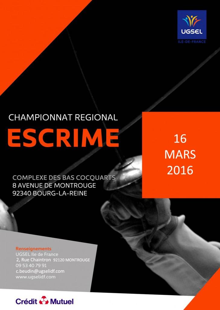 CHAMPIONNAT REGIONAL ESCRIME - CIRCULAIRE_Page_1